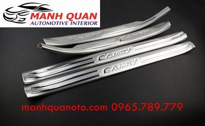 Tổng Hợp Phụ Kiện Cho Xe Toyota Camry