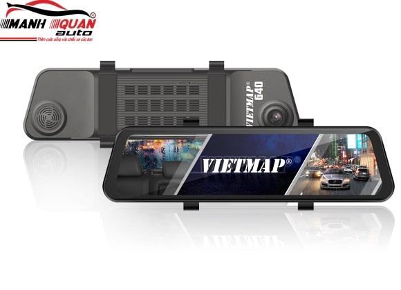 7 tính năng nổi bật của camera hành trình gương Vietmap G40
