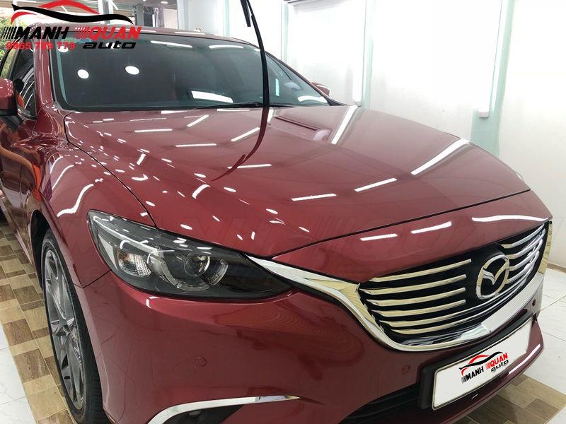 Bảng Giá Sơn Phủ Ceramic Cho Mazda 6