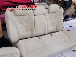 Bọc Ghế Da Cao Cấp Chất Lượng Cho Toyota Camry - Da Nhập Khẩu