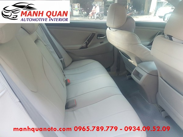 Bọc Ghế Da Cao Cấp Cho Ford Fiesta | Da Nhập Khẩu Cao Cấp