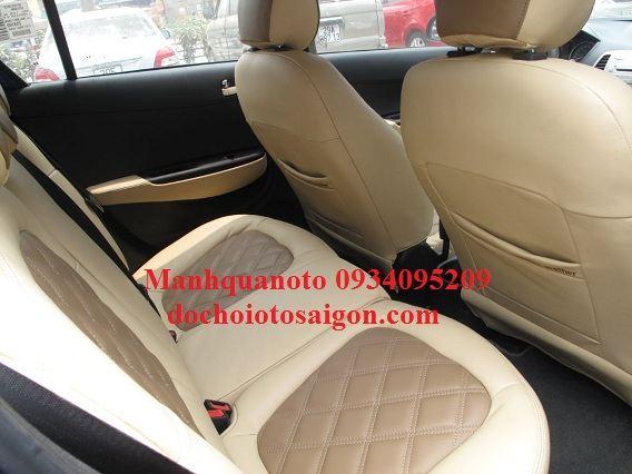 Bọc Ghế Da Cao Cấp Cho Hyundai Elantra | Da Nhập Khẩu Cao Cấp