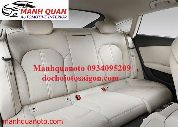 Bọc Ghế Da Cao Cấp Cho Mazda CX9 | Da Nhập Khẩu Cao Cấp