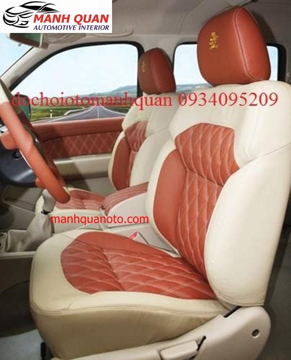 Bọc Ghế Da Cao Cấp Cho Mazda CX9