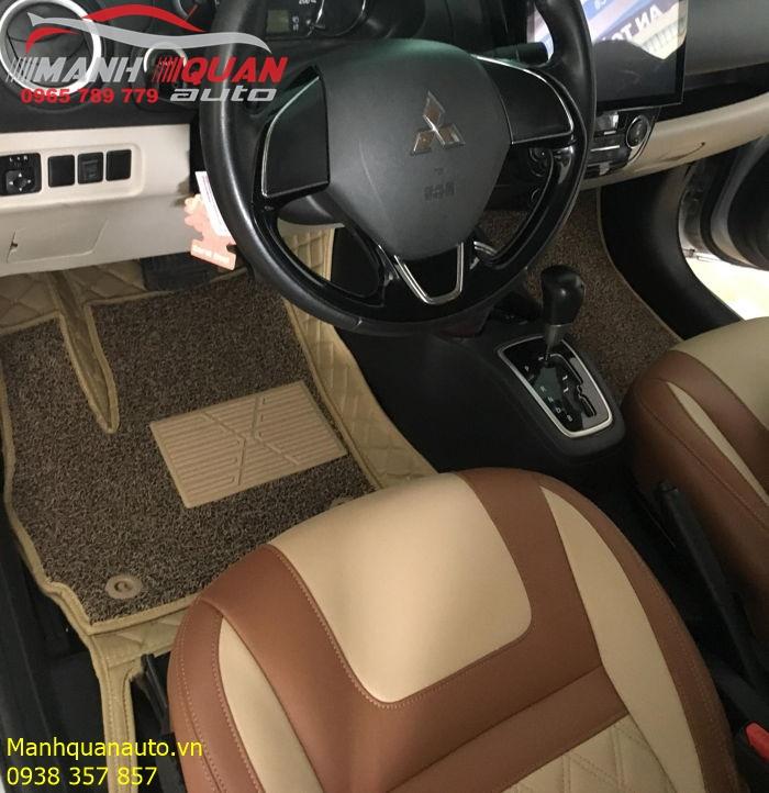 Bọc Ghế Da Tại Tp Hồ Chí Minh Cho Mitsubishi Mirage - Mạnh Quân Auto