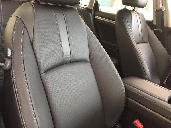 Bọc Ghế Da Xe Honda Accord 2017 | Đổi Màu Nội Thất Ô Tô