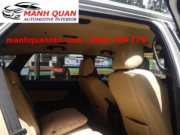 Bọc Ghế Da Xe Mazda 3 2017 | Đổi Màu Nội Thất Ô Tô