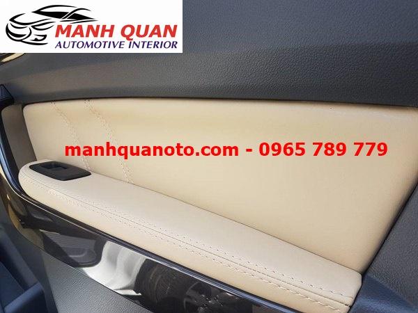 Bọc Ghế Da Xe Mazda CX5 2017 | Đổi Màu Nội Thất Ô Tô