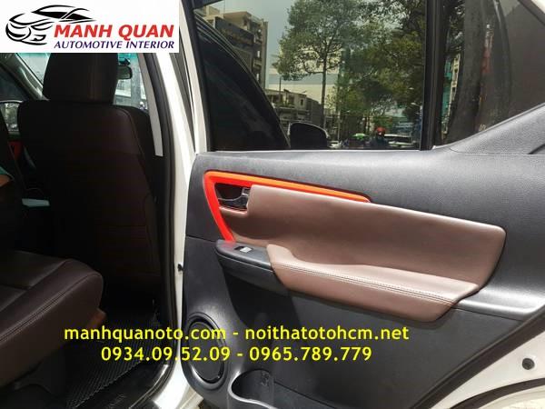 Bọc Ghế Da Xe Toyota Prado 2017 | Đổi Màu Nội Thất Ô Tô