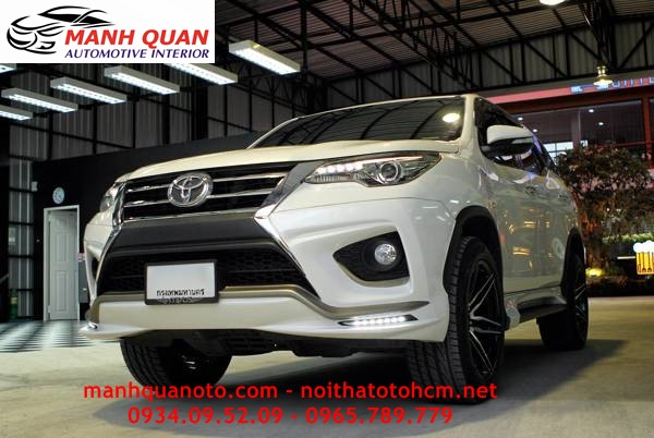 Body Kit Mẫu Lexus LX570