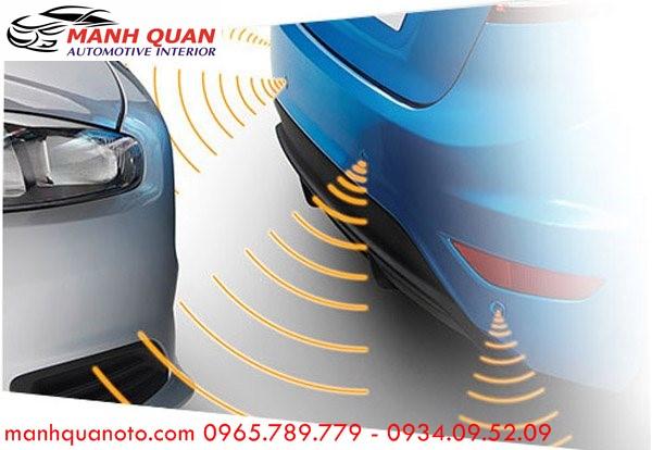 Cảm Biến Lùi Cho Toyota Land Cruiser Prado