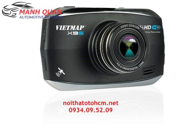 Camera Hành Trình Kết Nối Wifi Mới Của VietMap | VietMap X9S