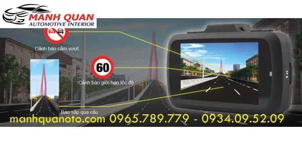 Camera Hành Trình VietMap K9 Pro Cảnh Báo Giao Thông Cho Ford Transit
