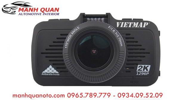 Camera Hành Trình VietMap K9 Pro Cảnh Báo Giao Thông Cho Isuzu MU-X