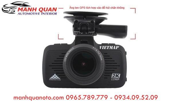 Camera Hành Trình VietMap K9 Pro Cảnh Báo Giao Thông Cho Toyota Highlander