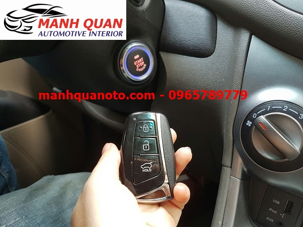 Chìa Khóa Thông Minh Smart Key Theo Xe Suzuki Swift