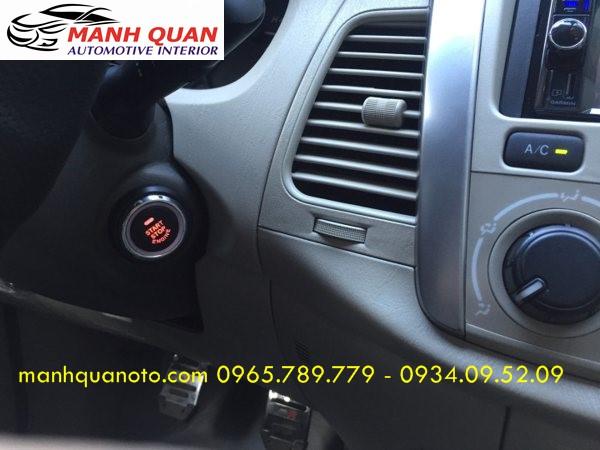 Chìa Khóa Thông Minh Start Stop Smart Key Cho Ford Fiesta