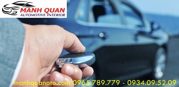 Chìa Khóa Thông Minh Start Stop Smart Key Cho Hyundai i30 2014 - 2016