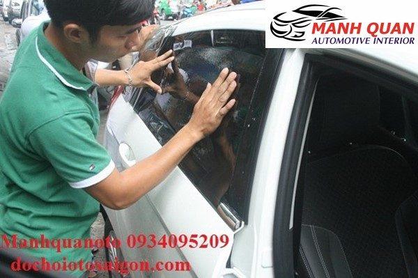 Dán Phim Cách Nhiệt Cho Xe BMW 6 Series | Mạnh Quân Ô Tô
