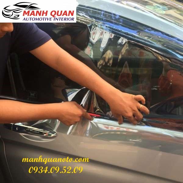 Dán Phim Cách Nhiệt Cho Xe Nissan Teana | Mạnh Quân Ô Tô