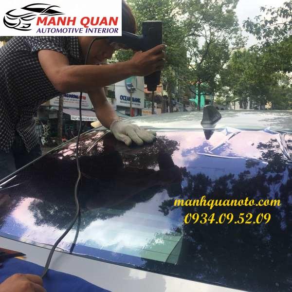 Dán Phim Cách Nhiệt Cho Xe Subaru WRX STi | Mạnh Quân Ô Tô