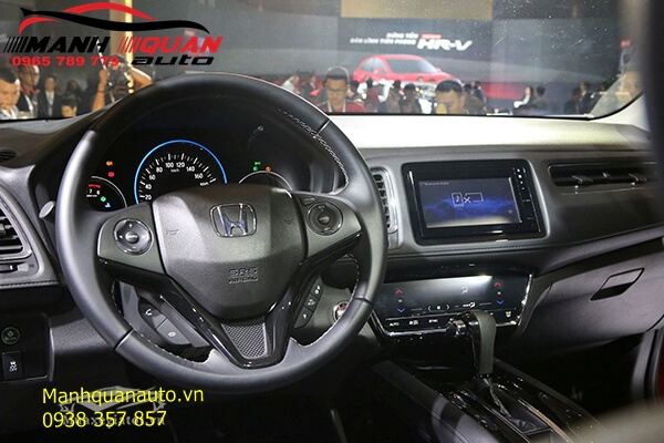 Đầu DVD Android Chất Lượng Cao Cho Honda HR-V Thế Hệ Mới 2018