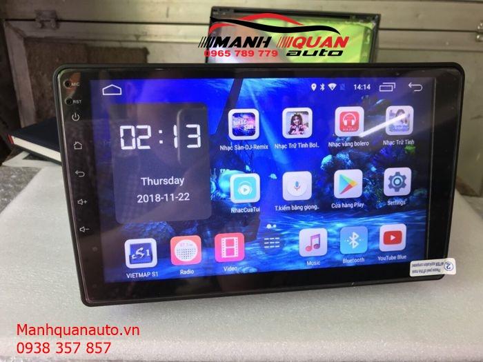 Đầu DVD Chạy Hệ Điều Hành Android Cho Kia Sorento - Màn Hình DVD Android