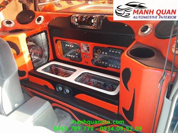 Độ Âm Thanh Cho Hyundai Grand i10 Chuyên Nghiệp