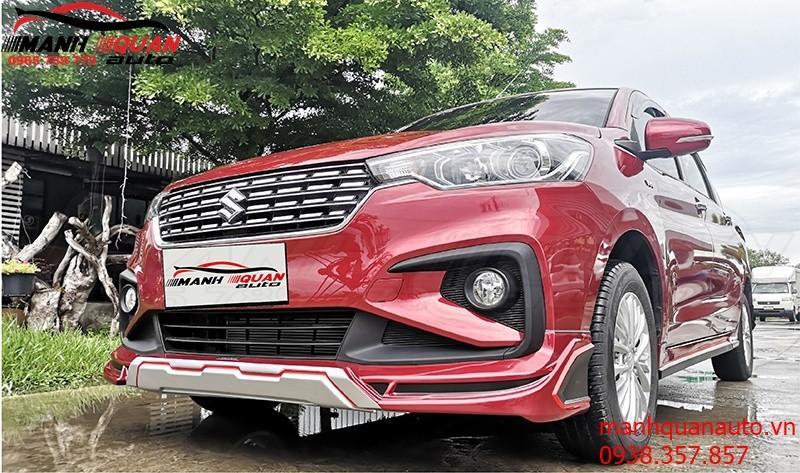Độ Body Kit Mẫu Amotriz Cho Suzuki Ertiga 2019 - Tự Tin Xuống Phố