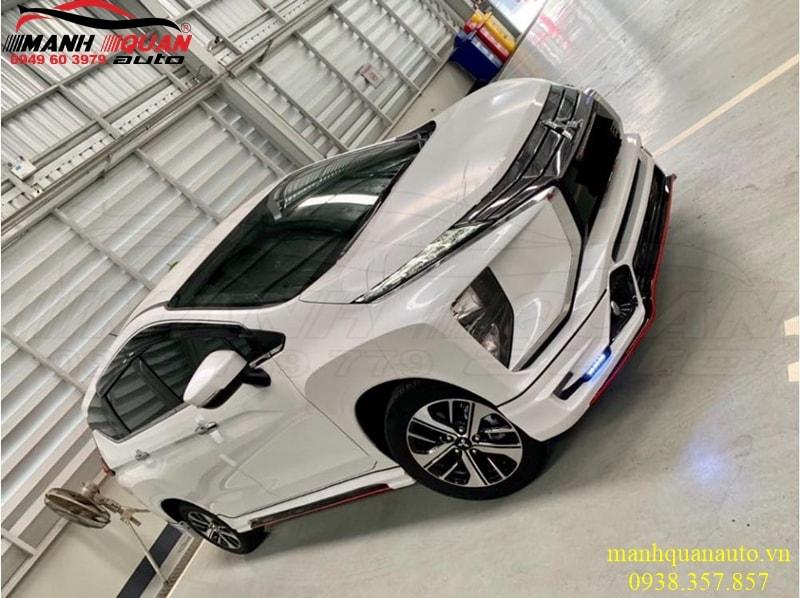 Độ body kit Xpander mẫu Strom ở Tp HCM