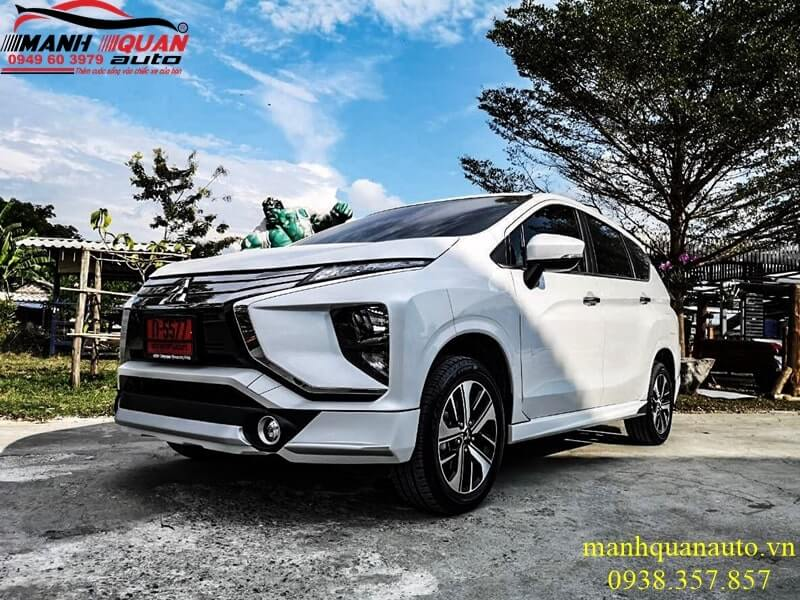 Độ body kit Xpander Thái mẫu Amotriz