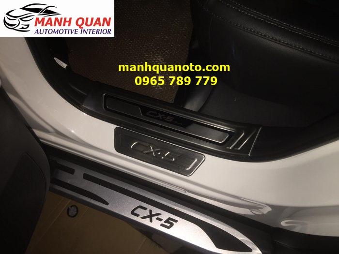 Đồ Chơi Phụ Kiện Xe Mazda CX5 2018 | 0965789779