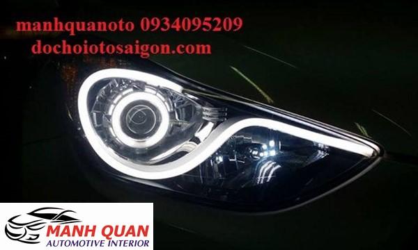 Độ Đèn LED Cho Các Dòng Xe Tại Hồ Chí Minh