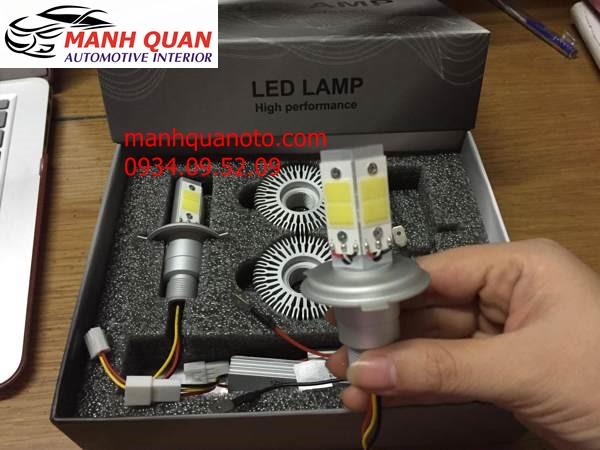 Độ Đèn LED Cho Xe Toyota Vios