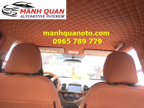 Đổi Màu Nội Thất Xe Lexus Tất Cả Các Dòng Tại Hồ Chí Minh