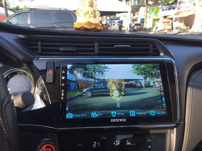 DVD Android Phiên Bản Cao Cấp Nhất Cho Ford Ranger XLS 2018-2019