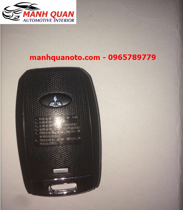 Engine Start Stop - Smart Key Cho Xe Mitsubishi Outlander