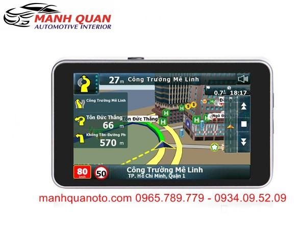 Gắn Camera Hành Trình VietMap A45 Ghi Hình Trước Sau Cho Nissan Urvan