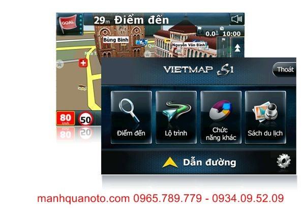 Gắn Camera Hành Trình VietMap A45 Ghi Hình Trước Sau Cho Suzuki Swift