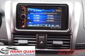 Gắn Màn Hinh DVD Zin Theo Xe Toyota Yaris Đời 2010-2012 Tại Hcm