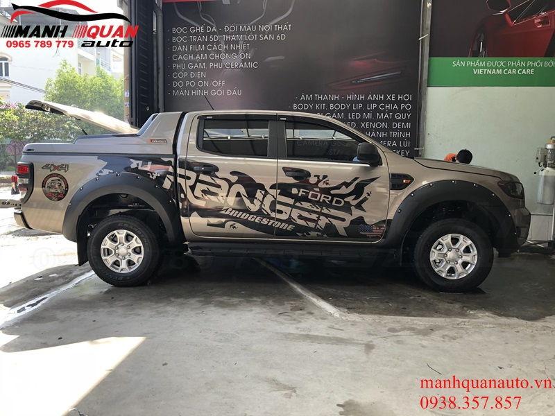 [HOT] Tổng Hợp Phụ Kiện Trang Trí Làm Đẹp Cho Ford Ranger