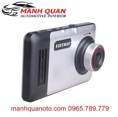 Lắp Camera Hành Trình Quay Trước Sau Cho Xe Toyota Camry | Mạnh Quân Ô tô