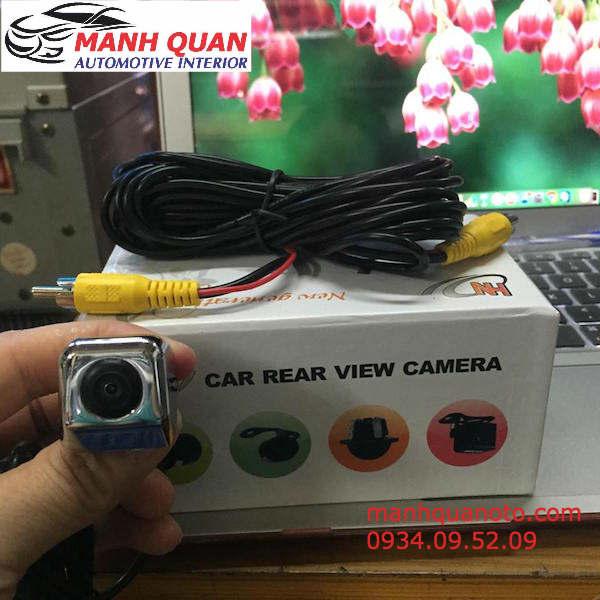 Lắp Camera Lùi Toyota Camry Siêu Nét Chất Lượng Cao
