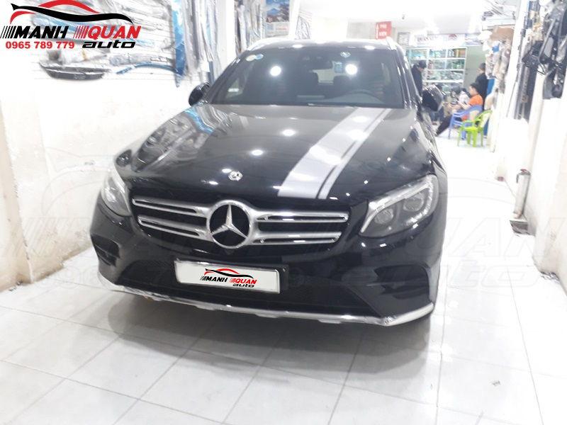 Lắp Cửa Hít Cho Mercedes Benz – Nâng Tầm Đẳng Cấp