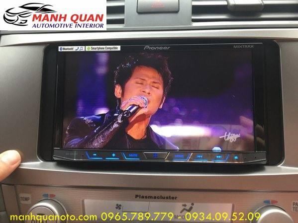 Lắp Màn Hình DVD Theo Xe Toyota Camry 2016 Tại Quận Bình Tân   DVD Cao Cấp