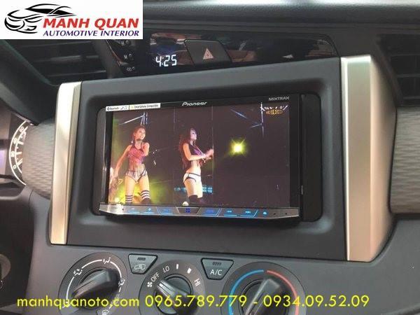 Lắp Màn Hình DVD Theo Xe Toyota Innova 2014 Tại Bình Dương   DVD Cao Cấp