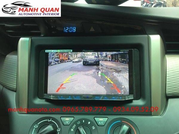 Lắp Màn Hình DVD Theo Xe Toyota Innova 2014 Tại HCM   DVD Cao Cấp