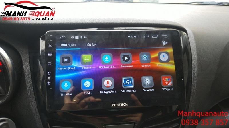 Màn hình Android Cao Cấp Zestech Z800 Cho Vinfast Fadil