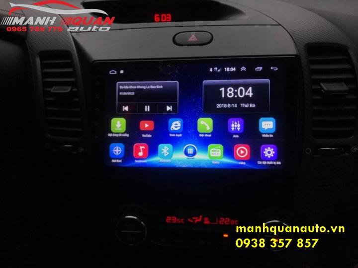 Màn Hình Android Mới Nhất Cho Kia Cerato | 0965789779