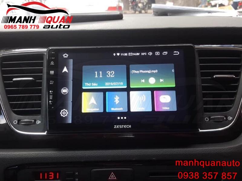 Màn hình Android Zestech Z900 Cho Kia Sedona- Cấu Hình Khủng Nhất Hiện Nay